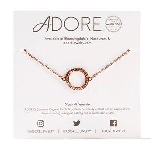 Adore -Swarovski Bracelet